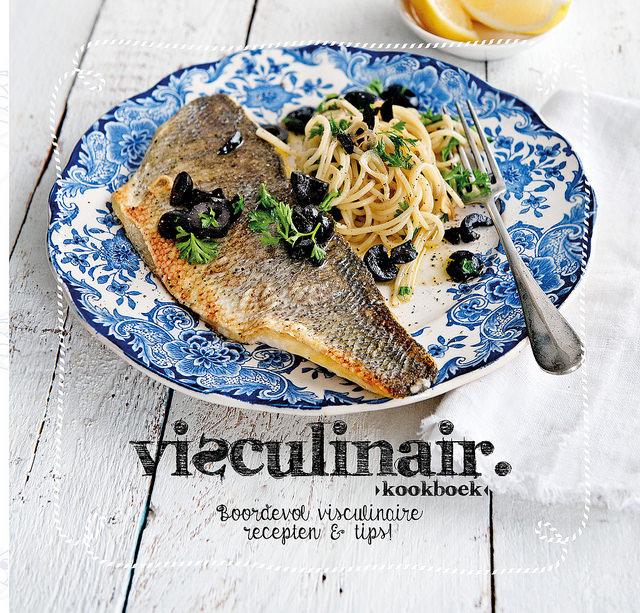 Visculinair kookboek van het Nederlands Visbureau