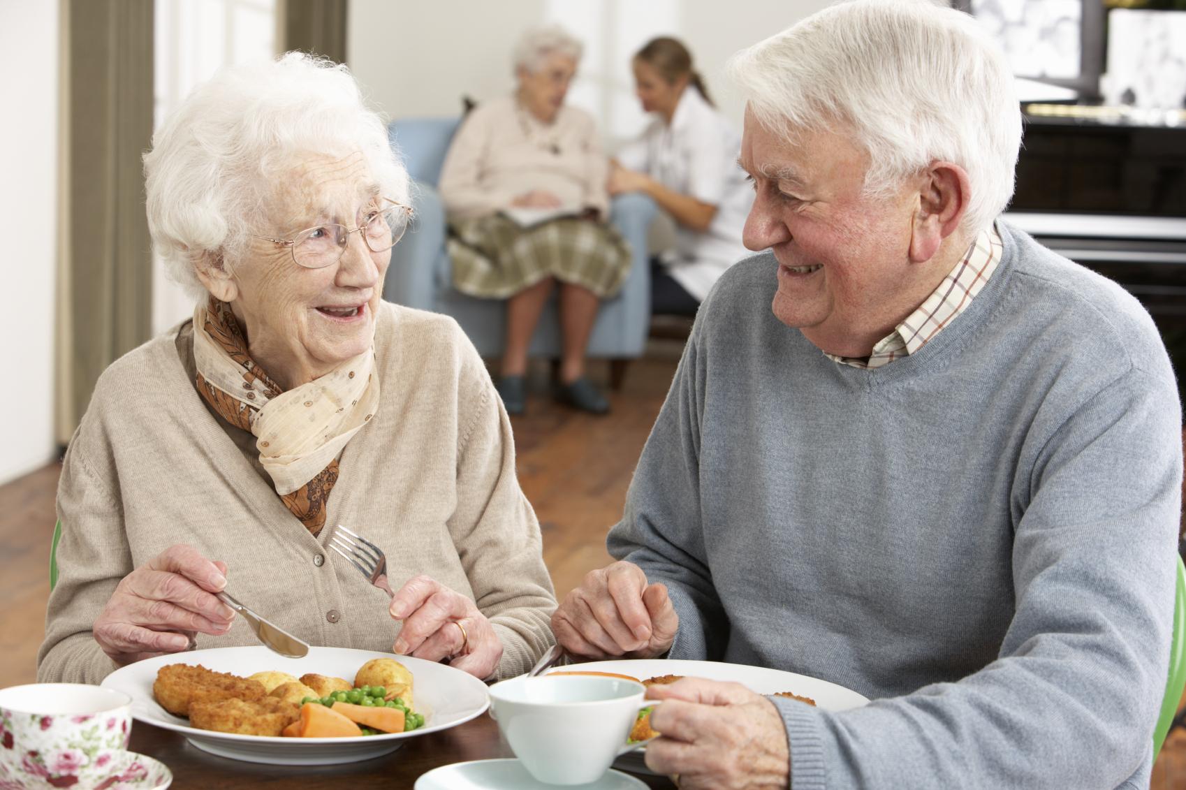 Andere voedselvoorkeuren bij ouderen met slechte eetlust
