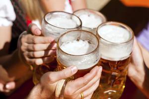 Leverkanker al vanaf 3 glazen alcohol