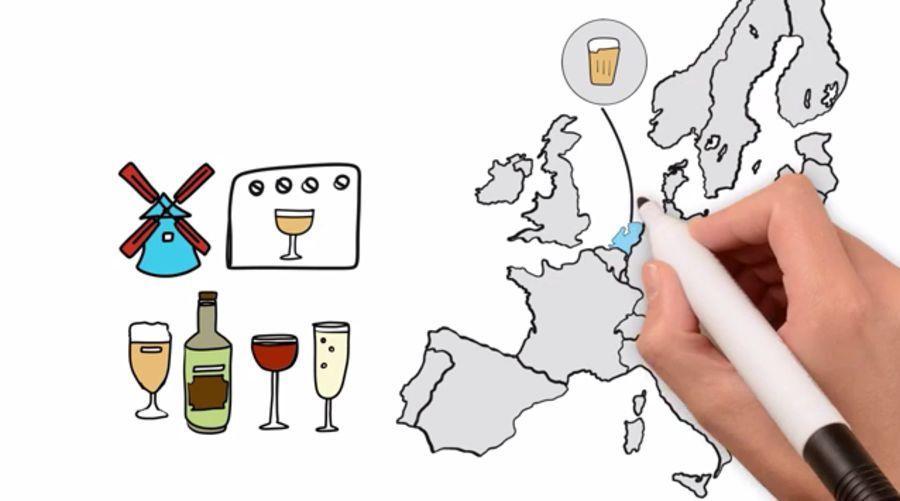 (Inter)nationale alcoholrichtlijnen