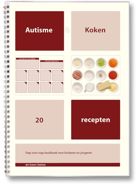 Autisme en Koken, 20 recepten