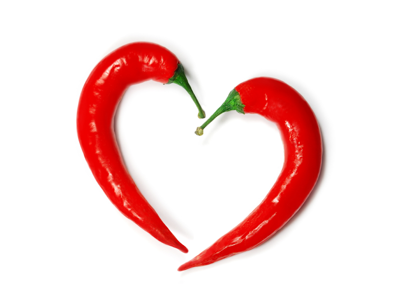 Zorgt spicy eten voor een langer leven?