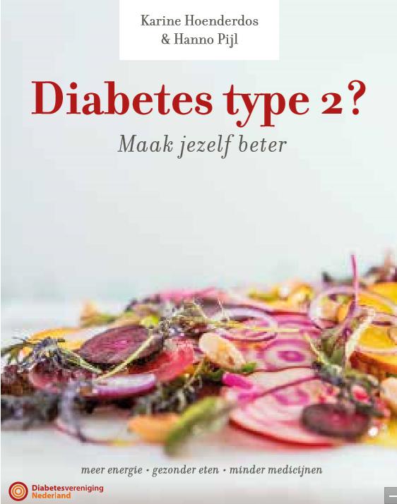 'Diabetes type 2? Maak jezelf beter'