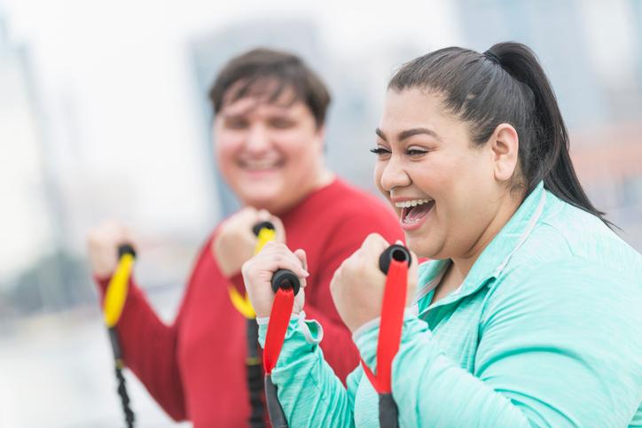 Gezond en obesitas gaan niet samen