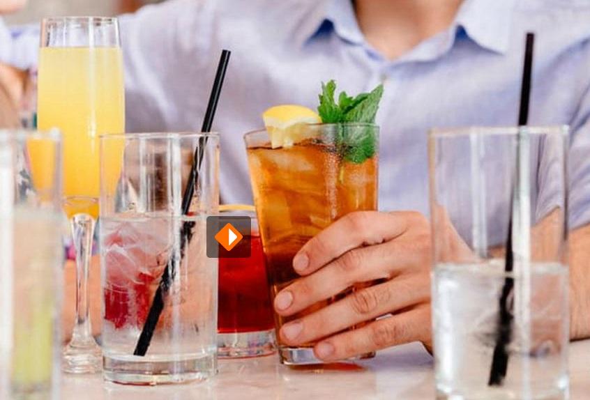 1 maand geen alcohol afvallen