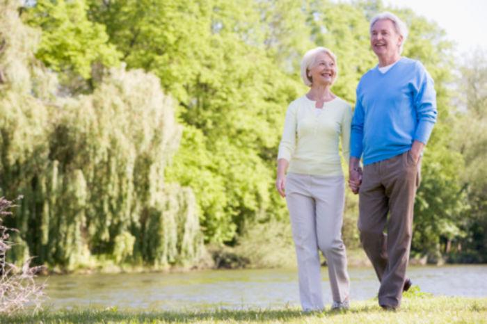 Dagelijks lopen helpt bij artrose