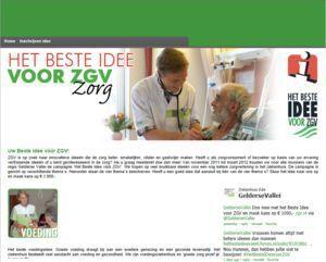 Ziekenhuis Gelderse Vallei zoekt beste voedingsidee