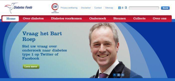 Bijzondere ontdekking diabetes type 1