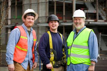 20% van de bouwvakkers valt blijvend af met persoonlijke leefstijlbegeleiding