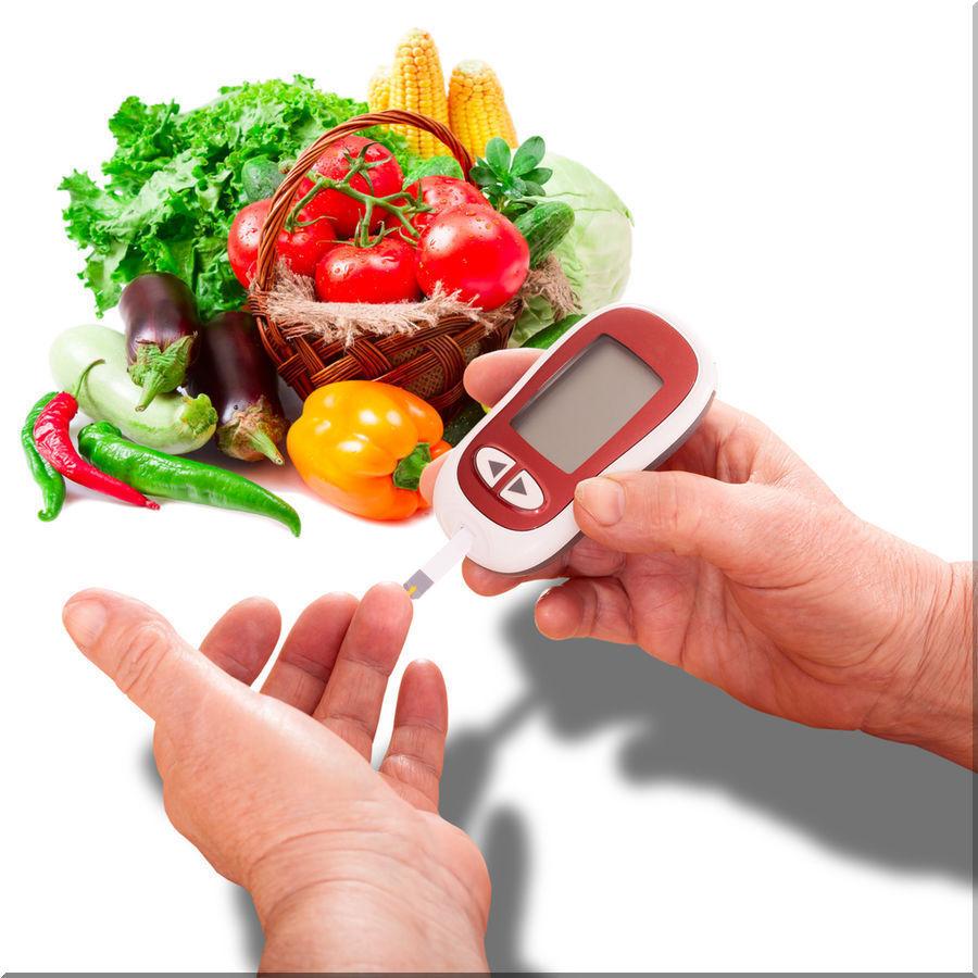 dieet voor suikerpatienten