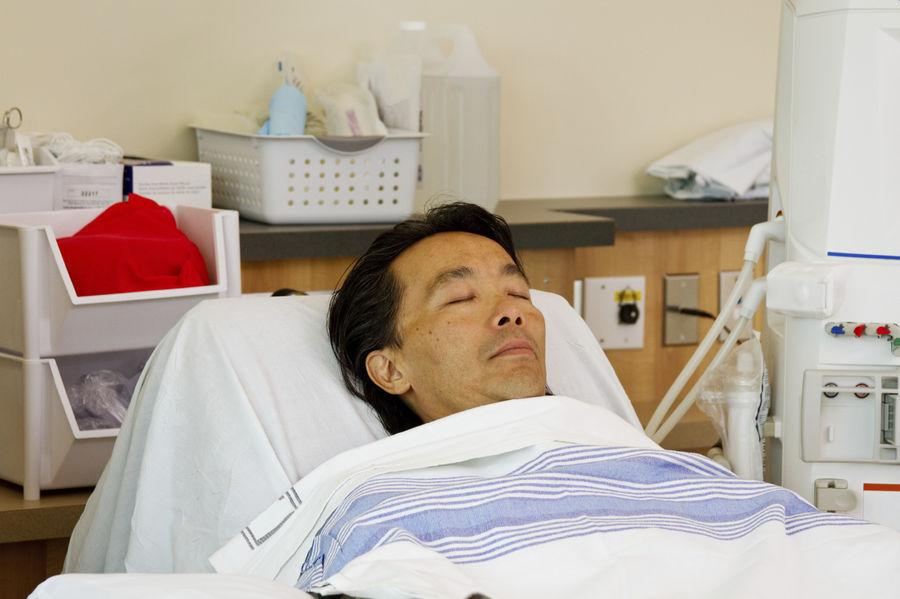 Betere eetlust door nachtelijke hemodialyse