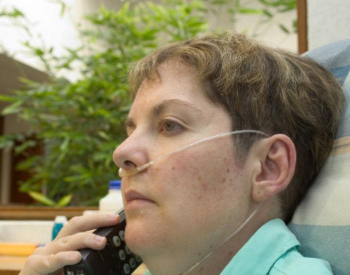 COPD-patiënten hebben te veel buikvet