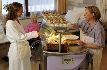 Zelf kiezen stimuleert eetlust in ziekenhuis