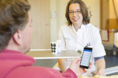 Patiënten Isala houden zelf eiwitinname bij met Eiwit app
