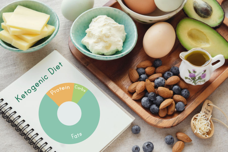 vetarm dieet lever