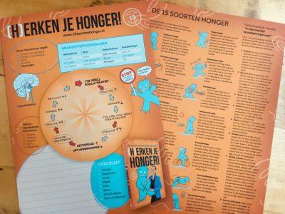 scheurblok '15 soorten honger'