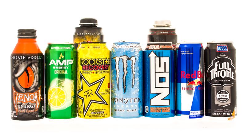 Steeds minder jongeren consumeren energiedrank