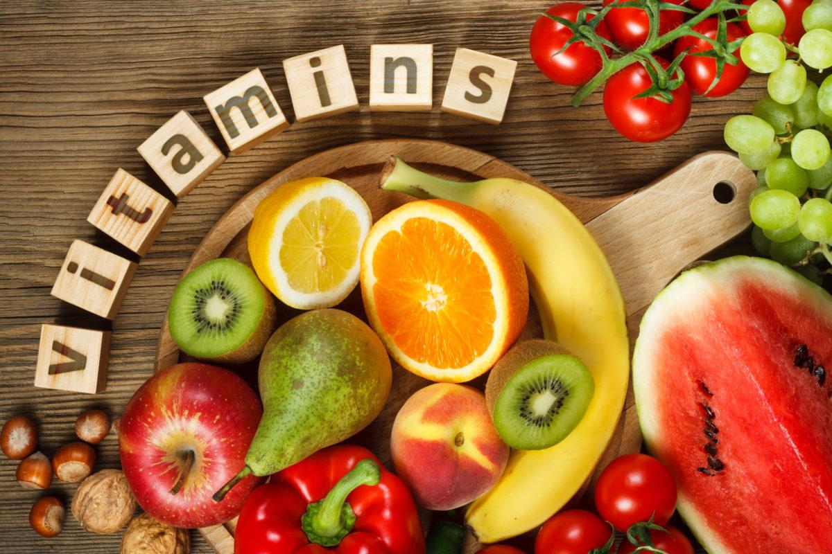 het vitaminen en mineralen boek
