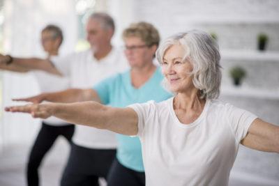 Bewegen helpt mogelijk tegen dementie