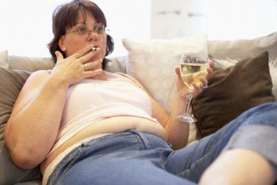 Overgewicht, roken en alcohol nog steeds groot probleem