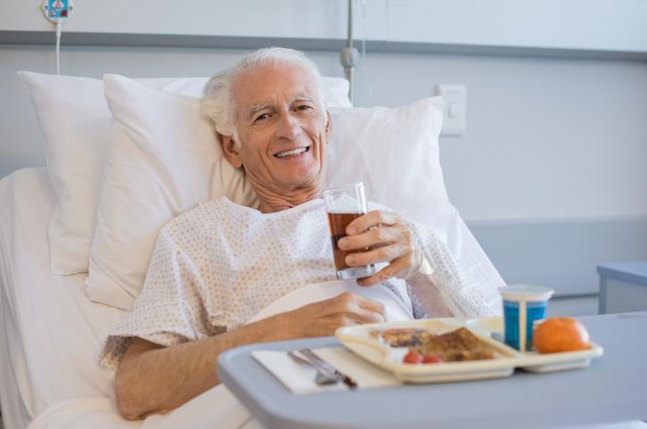 Ziekenhuispatiënten herstellen sneller met individueel voedingsadvies