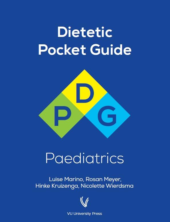 Recensie: Dietetic Pocket Guide Paediatrics