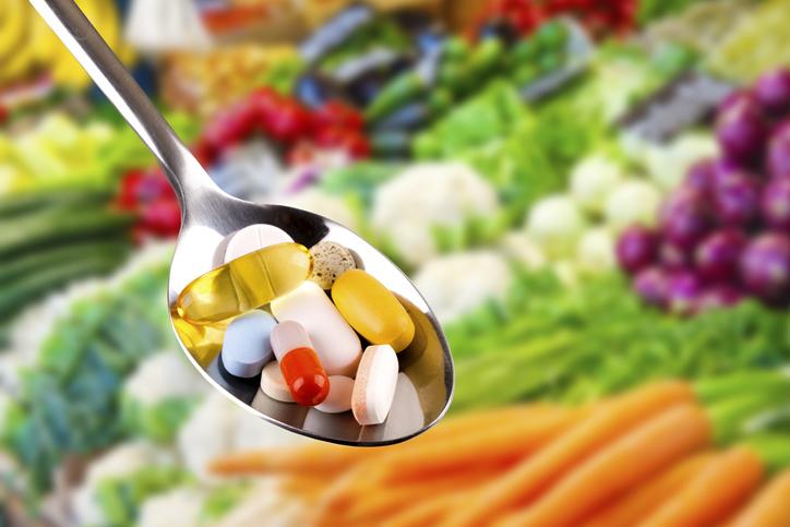 Helft Nederlanders gebruikt voedingssupplementen