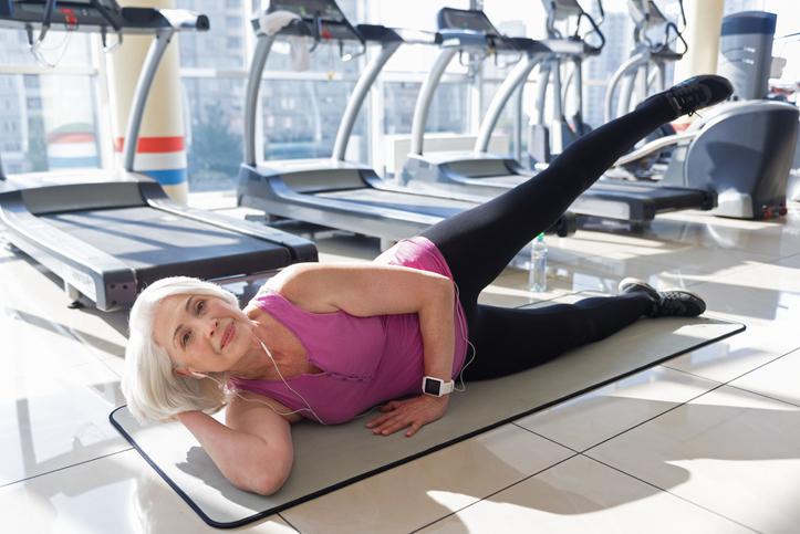 Interventie helpt spierkracht ouderen op peil te houden