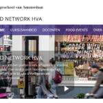 Hogeschool van Amsterdam introduceert Food Network