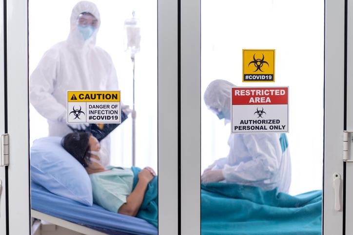 Obesitas risicofactor voor ziekenhuisopname door coronavirus